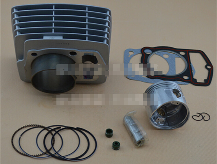 STARPAD Pour WY145 ensembles de manchon de cylindre cylindre WY-145A WY-145 pieds (électrique) Début ensembles de cylindre segment de piston WY145