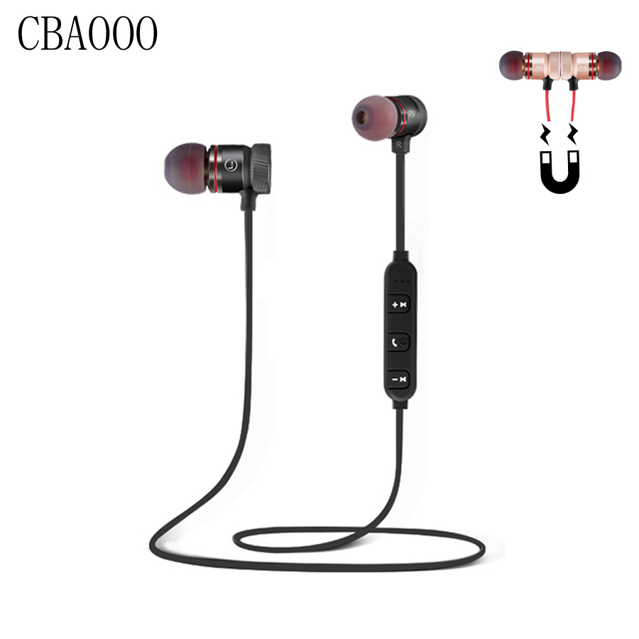 цена на Sport Wireless Bluetooth Earphone Headphones With Microphone Bluetooth Earbuds Headset fone de ouvido for Mobile phone Airpods