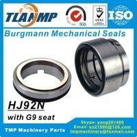 HJ92N 100 Burgmann Mechanical Seals (TC/TC/Viton) |HJ92N Series Seals for Pumps with G9 Seat (Shaft Size:100mm) HJ92N/70 G9