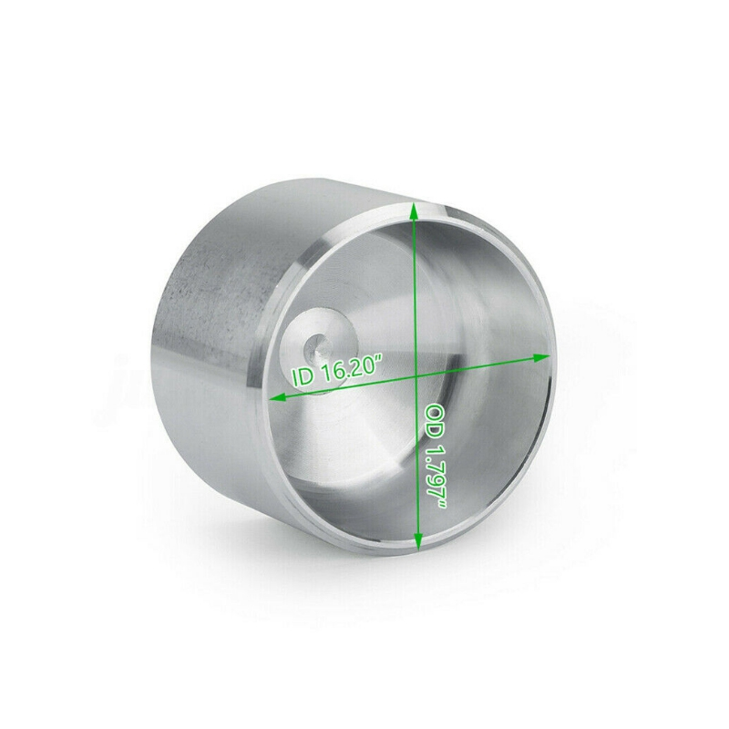 "Image 5 - Black 8 X Aluminum Car Storage Cups For NAPA 4003 / WIX 24003 OD 1.797"" ID 1.620"" Interior Accessories Automobiles Fuel Filters-in Fuel Filters from Automobiles & Motorcycles"