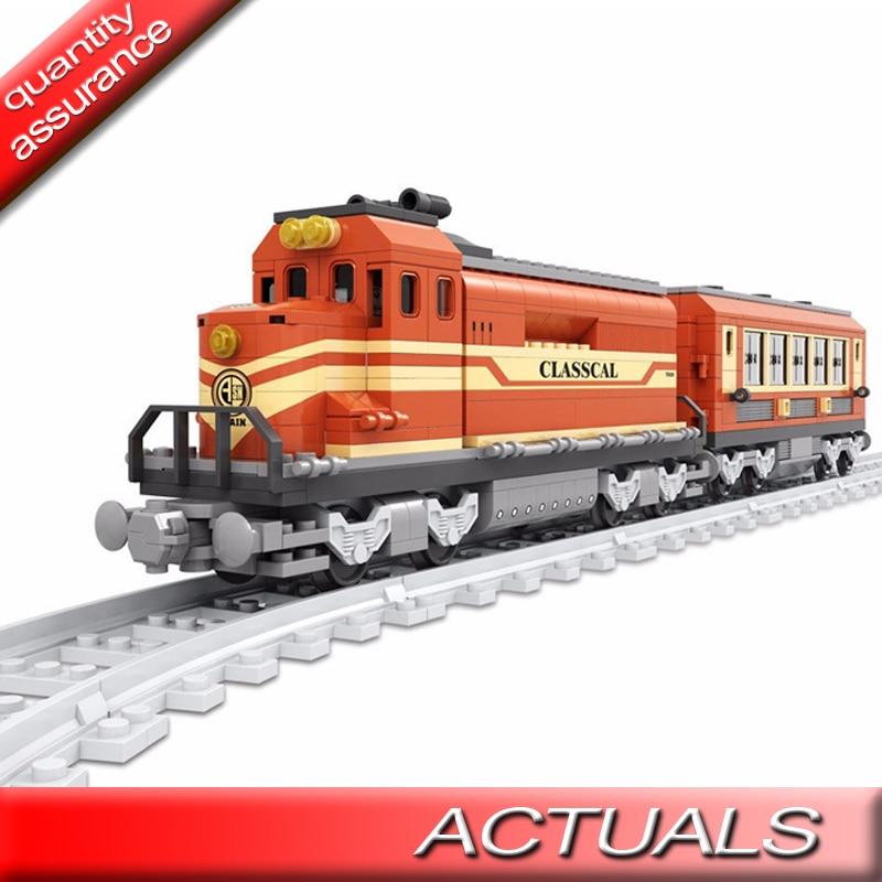 Ausini 25003 Compatible with Lego MOC MILITARY TRAIN 764 Pcs