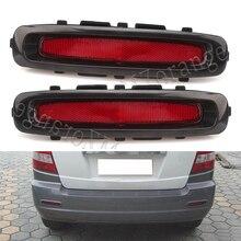 Car Red Tail Rear Bumper Reflertor Lamp Brake light for Kia Sorento 2.4 3.5 car styling 2004 2005 2006 2007 2008 Rear Fog lights цена 2017