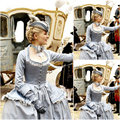 On sale SC-1103 Victorian Gothic/Civil War Southern Belle Ball Gown Dress Halloween Edwardian dresses Sz US 6-26 XS-6XL