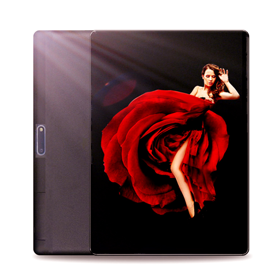 BMXC 1920*1200 MTK6573 10 inch 3G 4G tablets Octa Core Android 7.0 Dual Sim Card GPS Tablets PC IPS 10