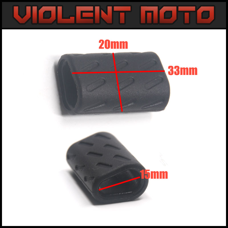 DUCATI RESERVOIR COVERS WITH FREE GIFT SOCK WRISTBAND MULTISTRADA HYPERSTRADA