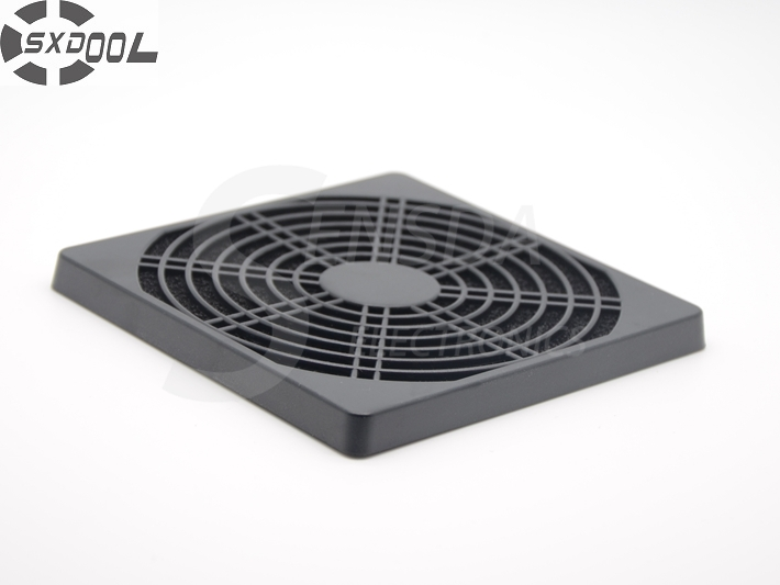 SXDOOL high quality 12cm PC Computer Dustproof 120mm Case <font><b>Fan</b></font> Dust Filter image