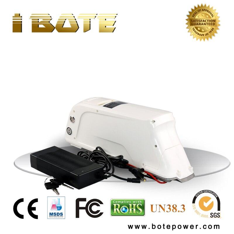 800 W 48 V vélo batterie au lithium - ion ebike batterie avec 54.6 V 2A chargeur et BMS avec 20A courant
