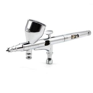 Image 1 - 0.2mm Dual Action Airbrush Pen Air Brush Spray Gun Sprayer Pen Makeup Tool For Nail Art / body Tattoos Spray / Cake / Toy Models