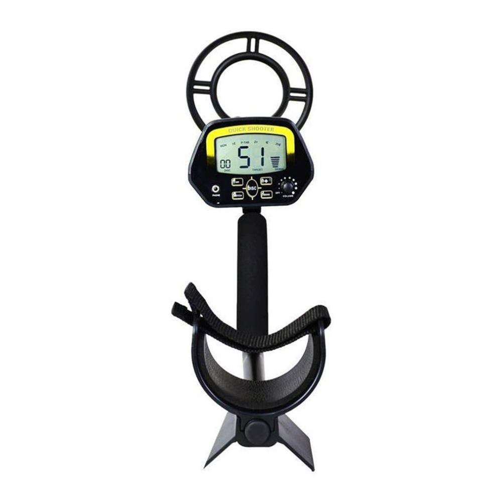Underground Metal Detector Md3030 Treasure Detector Archaeological High-precision Gold And Silver Dollar Copper Money Detector