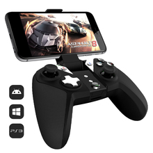 GameSir G4s 2.4Ghz Wireless Bluetooth Gamepad Controller for PS3 Android TV BOX Smartphone Tablet PC VR Games