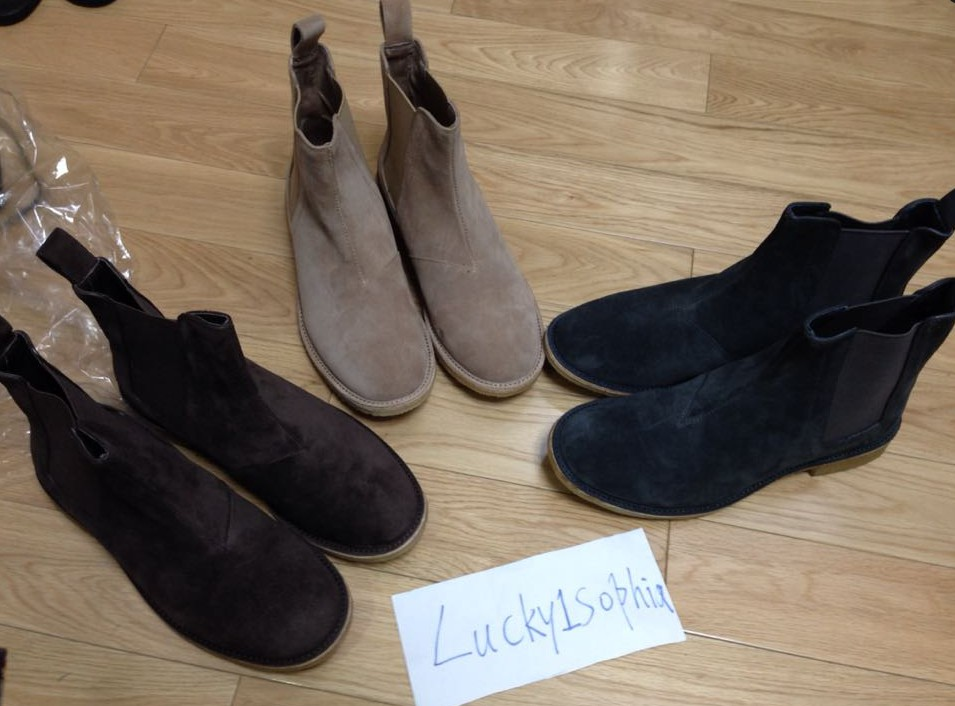 aliexpress buy ems free shippingchelsea boots kanye