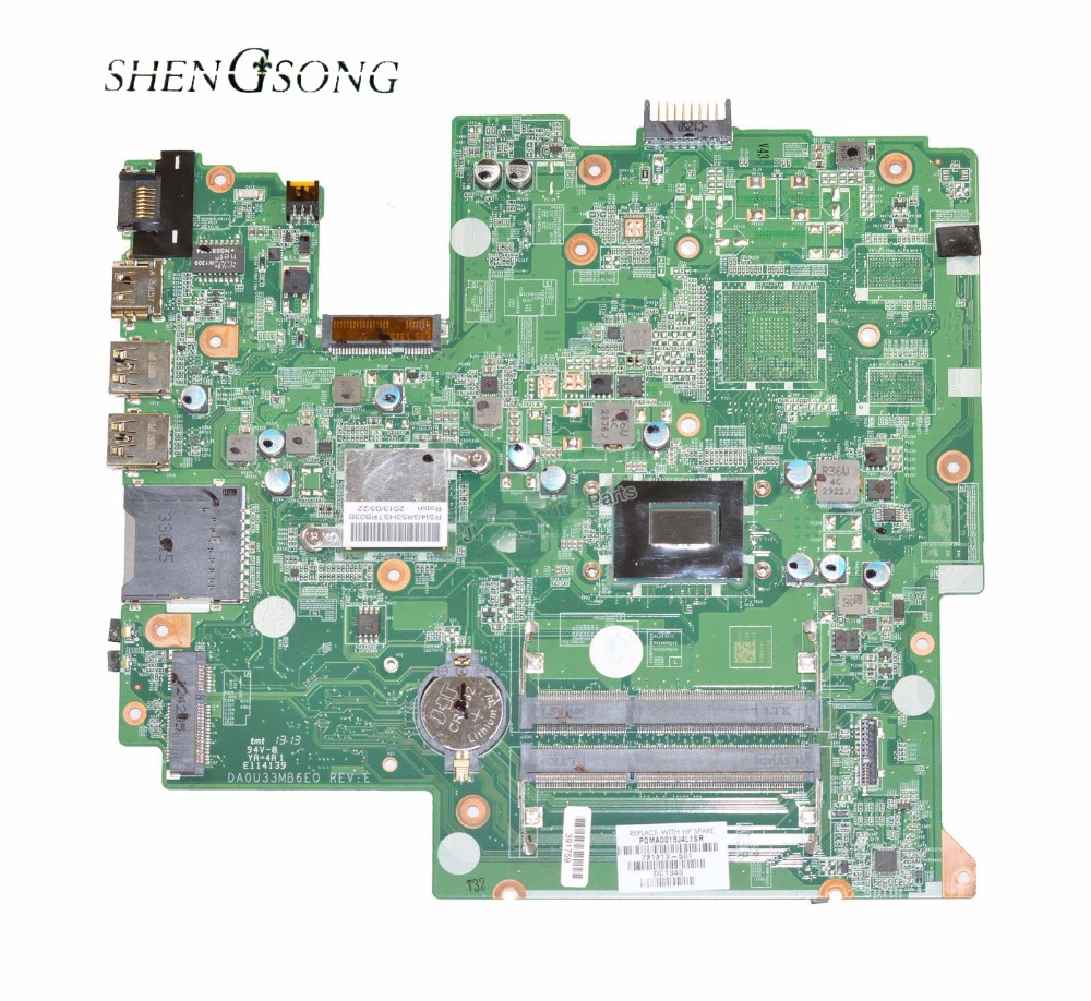 721213-001 Free Shipping For HP For Pavilion Sleekbook 14-B124US 14-b150us Laptop motherboard 721213-501 i3-3227u HM77 744008 001 744008 601 744008 501 for hp laptop motherboard 640 g1 650 g1 motherboard 100% tested 60 days warranty