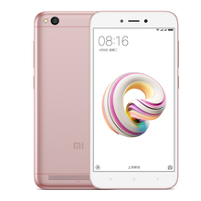 Global Version Xiaomi Redmi 5A 5 A Snapdragon 425 2GB RAM 16GB ROM Smartphone 13.0MP Rear Camera Quad Core CPU 5.0 Inch 3000mAh