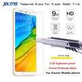 Tempered Glass For Xiaomi Redmi 6 6A 5A Note 4 4X 5 7 6 Pro mi 8 lite A1 A2 5X 6X Mix 3 global Pocophone F1 protective Screen
