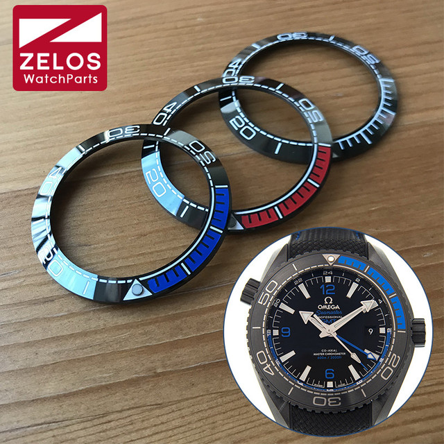 US $32 68 |Aliexpress com : Buy ceramics bezel insert for omg Omega  Seamaster automatic manl watch parts 215 92 46 22 from Reliable Repair  Tools &