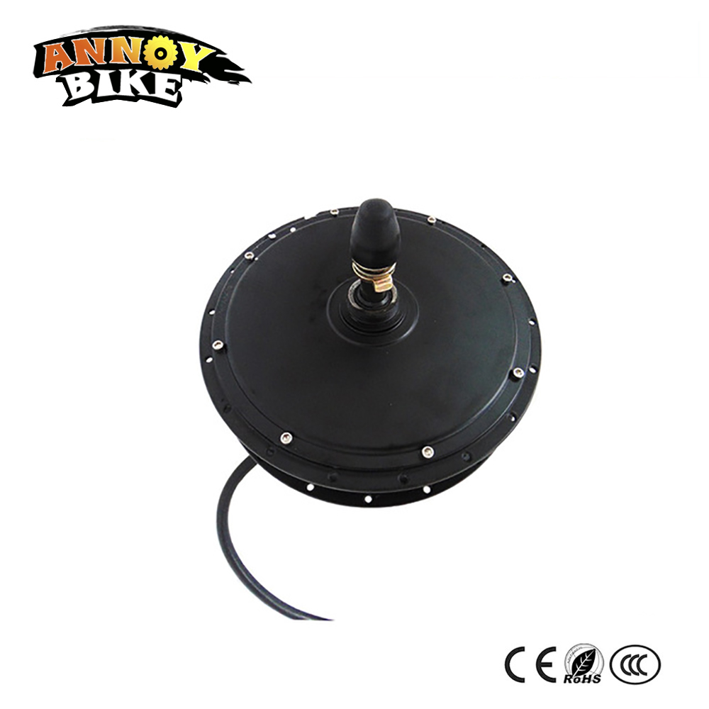 High Torque E bike Motor 50H Magnetic Spoke Motor 72v <font><b>5000w</b></font> For Bicicleta <font><b>Electric</b></font> <font><b>Bicycle</b></font> Mountain Bike DIY image