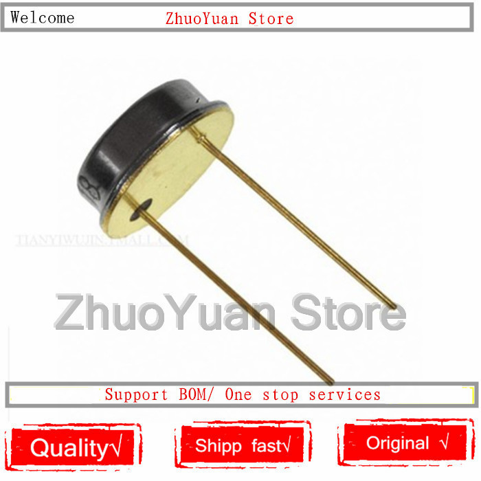 10PCS/lot New Original  BPW21R BPW21 Photodiode Wavelength 565nm Silicon Photocell Perspective