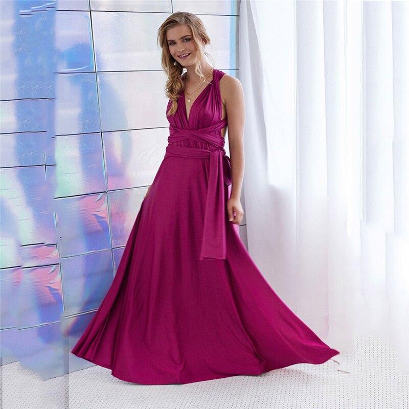 202f56c48a0 Universaalsed pikad kleidid – palju värve