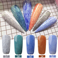Total 36 colors 2017 UV Gel Nail Polish Long Lasting Gel Lacquer Fur effect Style Nail Soak off nail gel Gel Polish