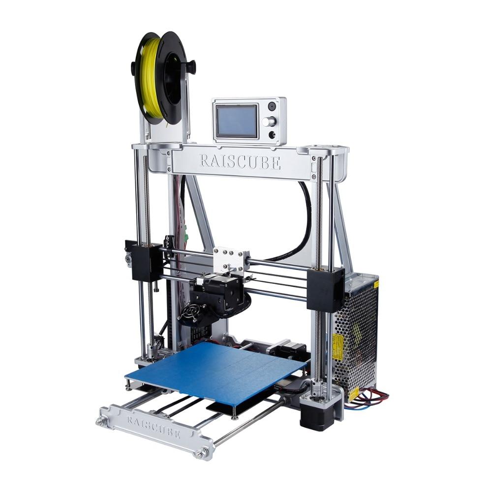 Lmystar DIY 3D Printer Kit Large Printing Area 210*210