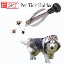 SMARTPET собака Скорпион клещей от блох, клещей пинцет для бровей Пинцет для удаления блох жесткий сборщик комплектации клещей инструмент Домашние животные блохи, инструмент для удаления