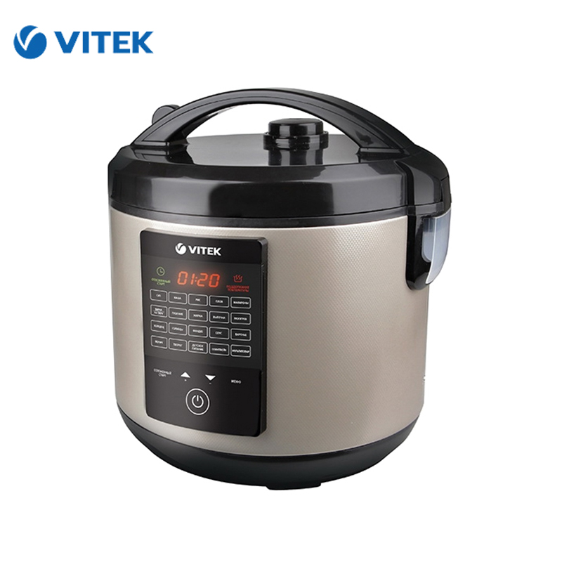 цена на Multi Cooker Vitek VT-4271 multivarka multivarki multivarka cooker multicookings zipper  pressure cooker
