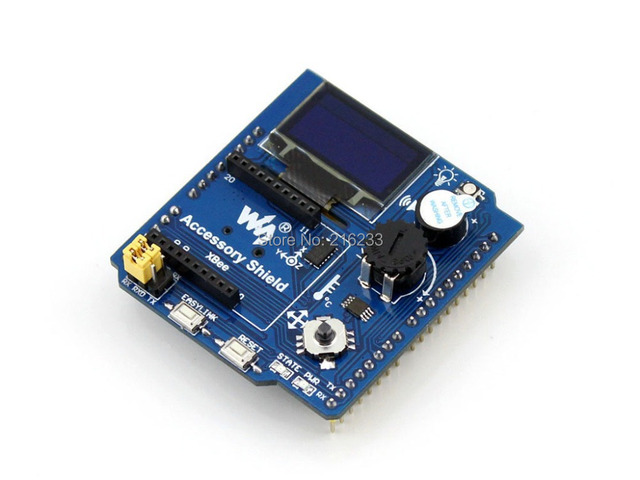 Waveshareอุปกรณ์เสริมShieldใช้งานร่วมกับArduino,หลายอุปกรณ์เสริมOne Board