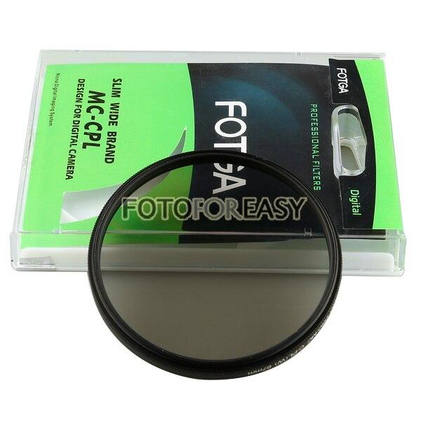 FOTGA 82mm Super Slim Lens <font><b>Filter</b></font> Multi-