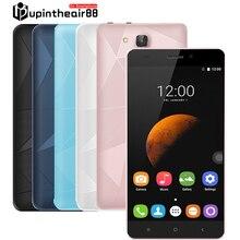 Original Oukitel C3 Android 6.0 Quad Core Barato Teléfono Inteligente 3G WCDMA MT6580 1.3 GHz 1 GB RAM + 8 GB ROM 5.0MP Dual SIM IPS C3 Teléfono