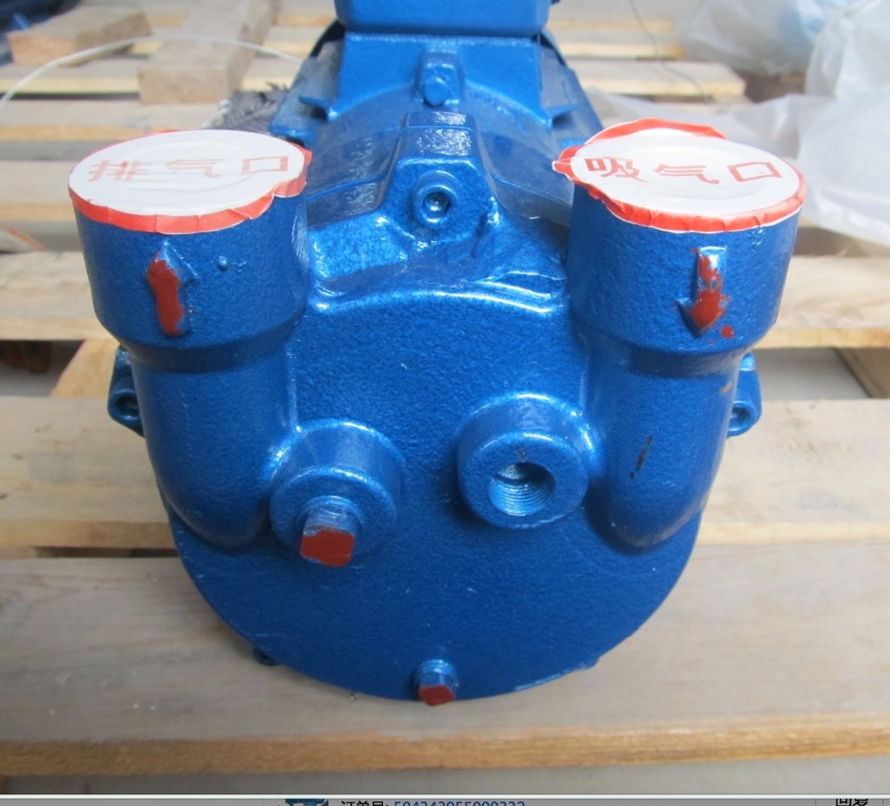 480V 3Phase 2BV2061 Water Circulating Vacuum Pump 52m3/h Liquid Ring Compressor 2be1 2be3 water ring vacuum pump