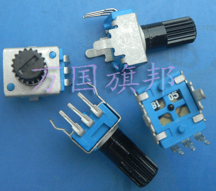 Free Delivery.Type R0902N 09 Years 0932 Adjustable Potentiometer B1M B105 1 M Euro Vertical