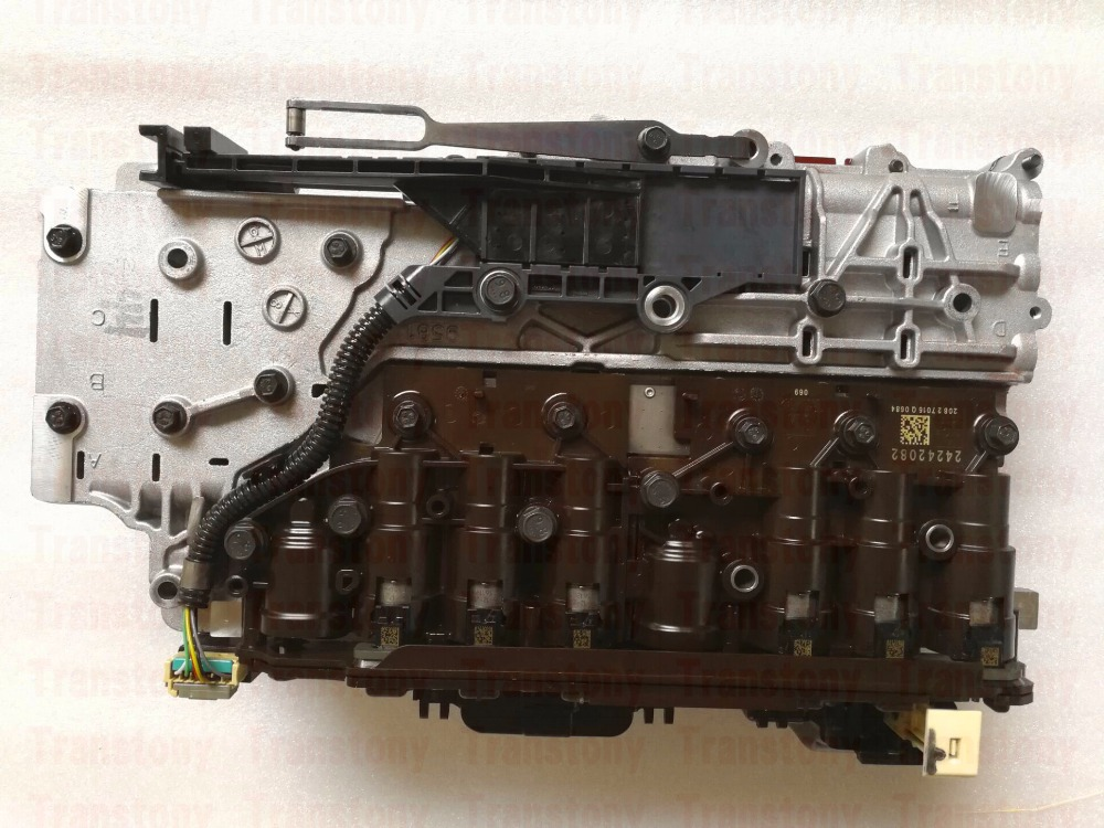 US $750 0 |6L45 Automatic Transmission valve body + TCU renovation-in  Pistons, Rings, Rods & Parts from Automobiles & Motorcycles on  Aliexpress com |