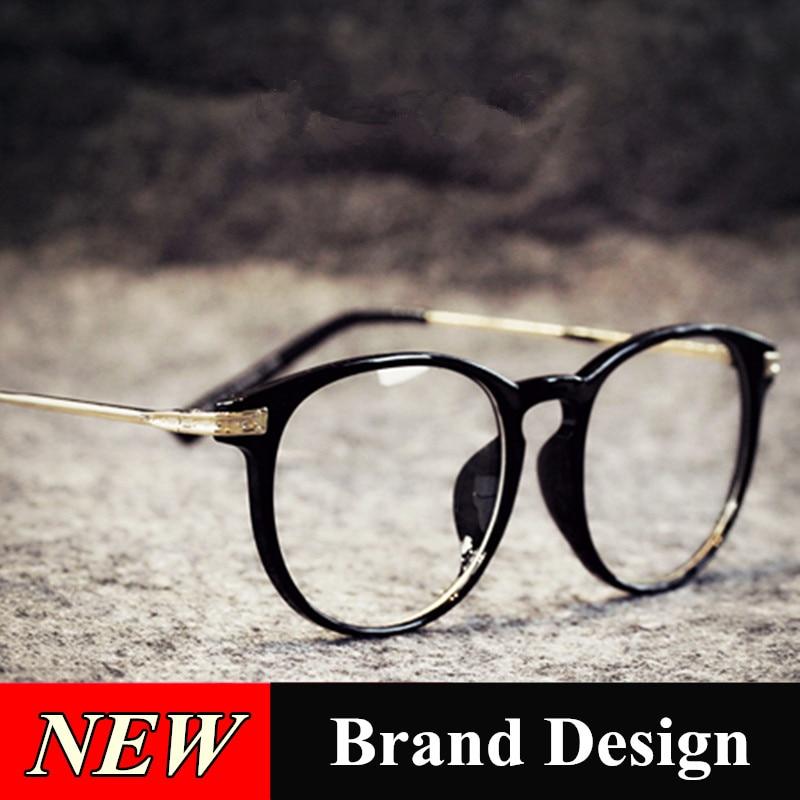 2016 New Fashion Eye Glasses Frames For Women Men Brand ...