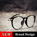 2016 New Fashion Eye Glasses Frames For Women Men Brand Design Retro Optical Myopia Computer Female Lady Eyeglass Eyewear Frames