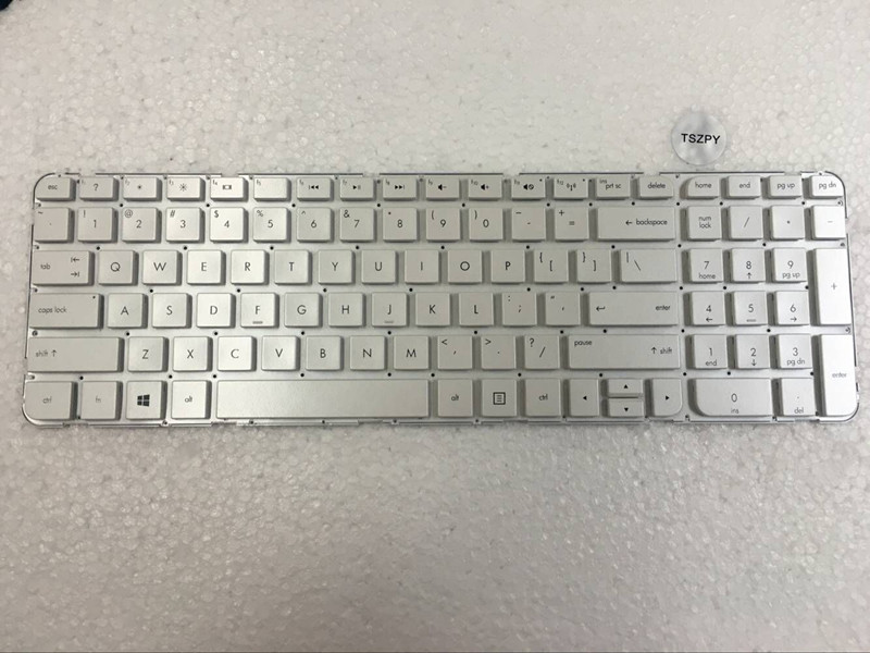 New original US white Keyboard For HP Pavilion G6 G6-2000 G6Z-2000 G6-2000 g6-2100 G6-2163sr G6Z-2000 Free shipping alilo медиаплеер медовый зайка g6
