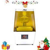 Anet N4 3D Printer LED Curing Light resin UV LCD Assembled 2K Screen Off Line Print Impresora 3d Drucker UV Resin Christmas gift