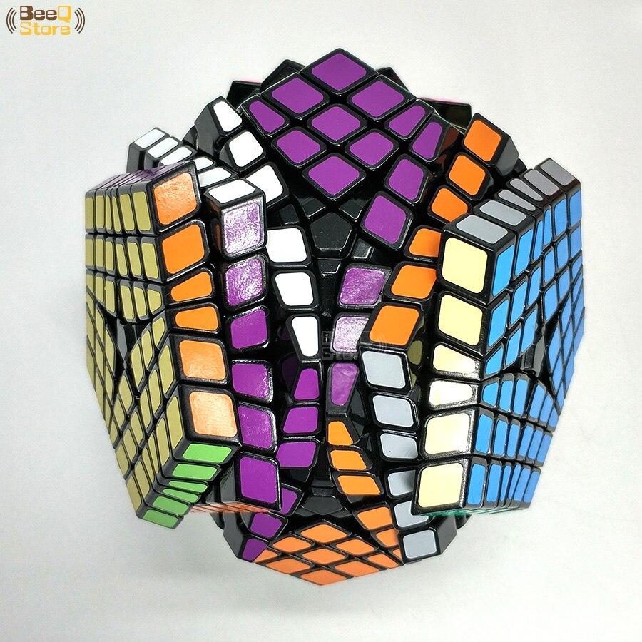 Shengshou Wumofang 6x6x6 Cube magique Elite Kilominx 6x6 professionnel Dodecahedron Cube Twist Puzzle jouets éducatifs-in Cubes magiques from Jeux et loisirs    3