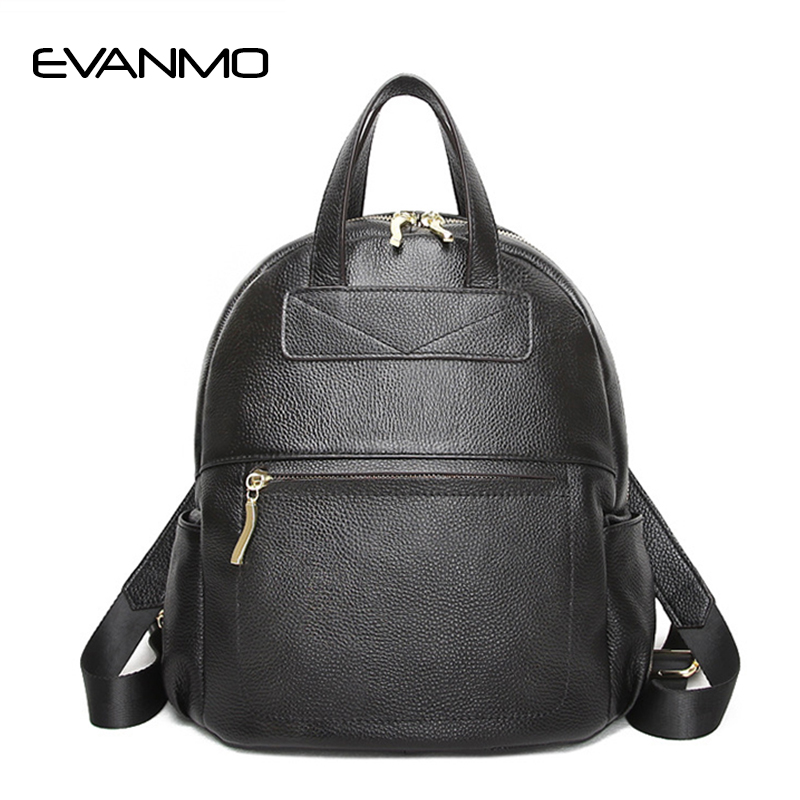 Famous Brand 2017 Design Genuine Leather Women Backpacks School Bag Student Backpack Ladies Women Bags Leather Package Female vieline genuine leather women backpack famous brand lady leather backpack leather school bag free shipping
