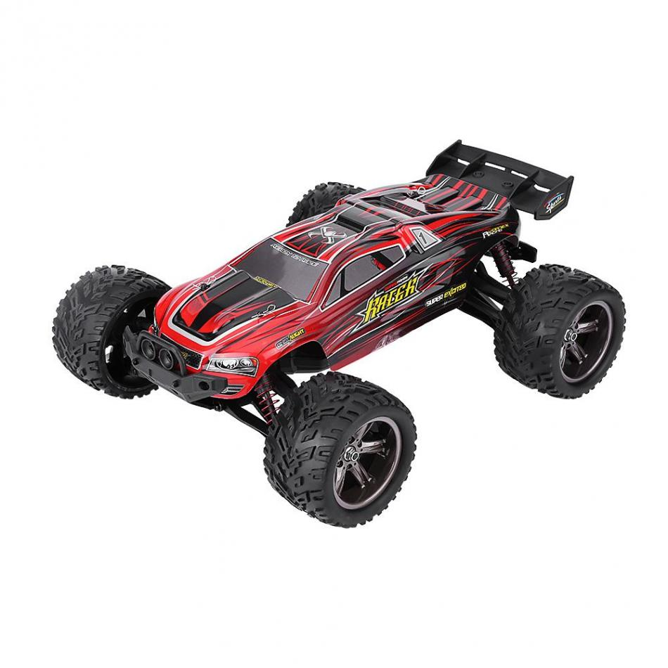 High Speed Racing Car Climbing Truck 1:12 RC Model Toy 2.4GHz Remote Control Four-Wheel Drive Crawler 38 KM/H Car 220-240V 40km h 4 wheel electric skateboard dual motor remote wireless bluetooth control scooter hoverboard longboard