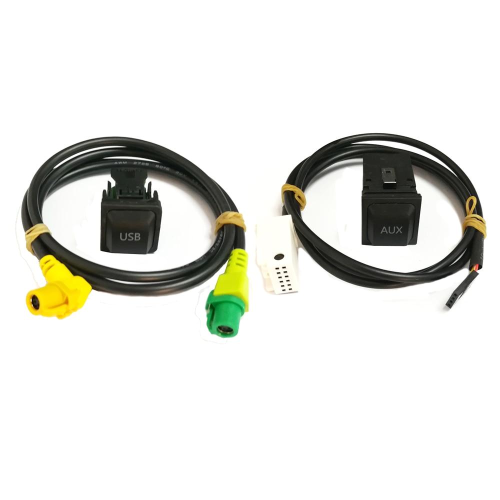Aliexpress.com : Buy Car USB Switch Cable AUX Switch