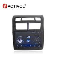 HACTIVOL 9 1024*600 Quadcore android 8.1 car radio for KIA Sportage 2007 2008 2009 2010 2011 2012 2016 car DVD player gps navi