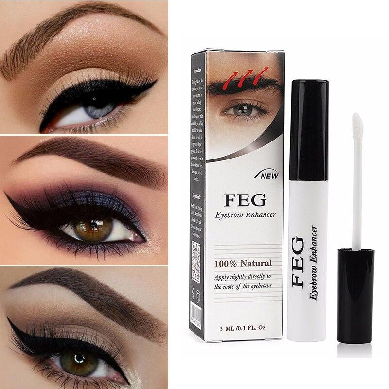 fbd85609dce FEG Eyelash Growth Eye Serum 7 Day Eyelash Enhancer Longer Fuller Thicker  Lashes