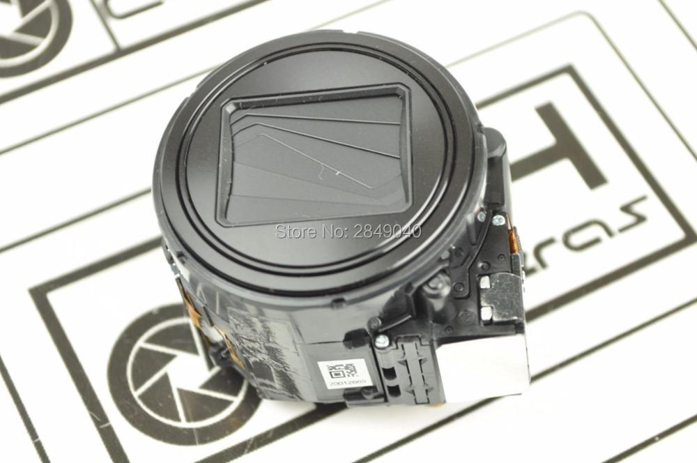 NEW Lens Zoom Unit For Sony Cyber-shot DSC-QX30 QX30 Digital Camera Repair Part Black new optical zoom lens ccd repair part for canon powershot sx530 hs pc2157 digital camera