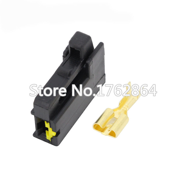 50PCS Automobile horn car connector plug wire harness connector with ...