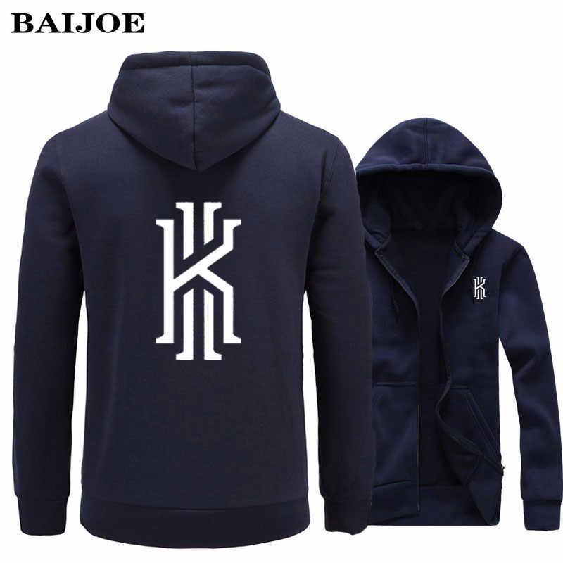 922f02bd Detail Feedback Questions about 2017 BAIJOE New Fashion Kyrie Irving Print Mens  Hoodies Sweatshirts Hip Hop Hoodie Black Jacket Men Clothes Hombre Marca ...
