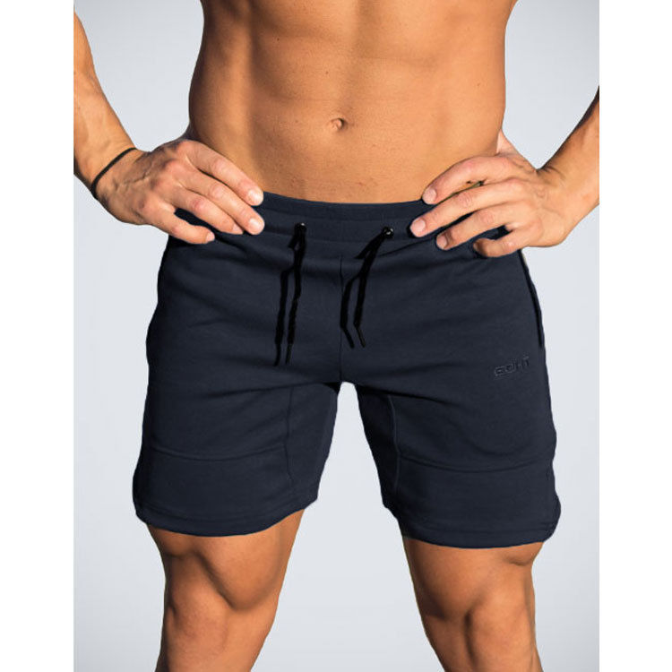 Shorts Mens Bermuda 2018 Summer Fitness Casual Solid color Men Boardshorts Male Brand MenS Short Casual Fitness XXL