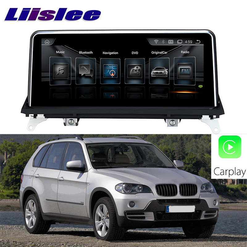 все цены на LiisLee Car Multimedia GPS Audio Hi-Fi Radio Stereo For BMW X5 E70 2007~2010 Original CCC Style Navigation NAVI онлайн