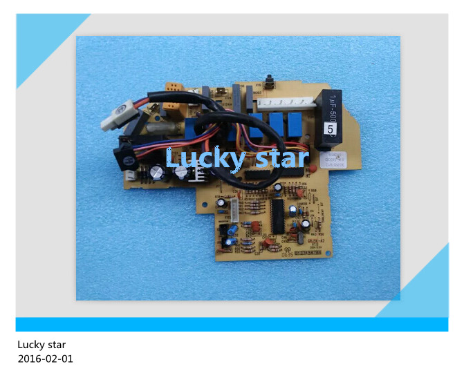 98% new for Gree Air conditioning computer board circuit board 30055761 5K53D GRJ5K-A2 good working 95% new for haier refrigerator computer board circuit board bcd 198k 0064000619 driver board good working