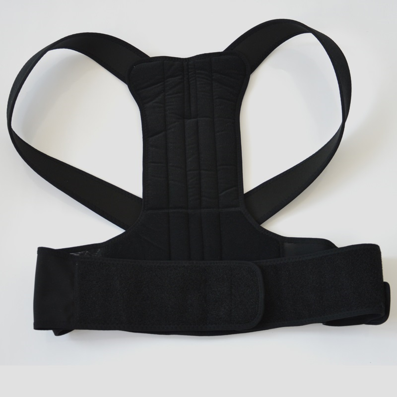 2015 Men Women Slimming Products To Lose Weight And Burn Fat Correction Belt Shoulder Brace Support Strap Health Belt 2015