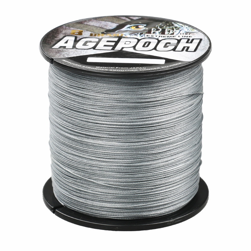 Buy 300m 330yards 8 strands multifilament for 30 lb fishing line